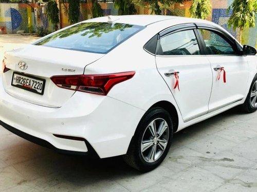 Used Hyundai Verna VTVT 1.6 SX 2019 MT for sale in New Delhi