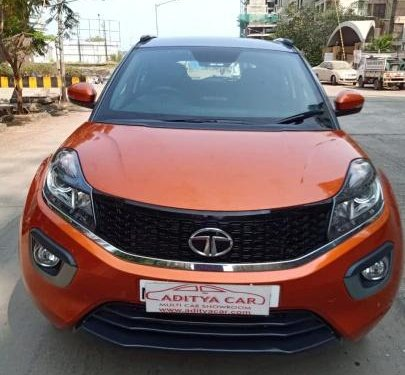 Used Tata Nexon 1.2 Revotron XZA Plus 2018 AT for sale in Mumbai