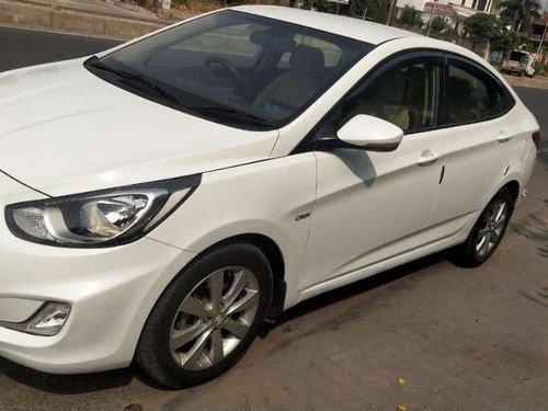 Used Hyundai Fluidic Verna 2013 MT for sale in Jaipur