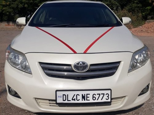Toyota Corolla Altis 1.8 G 2010