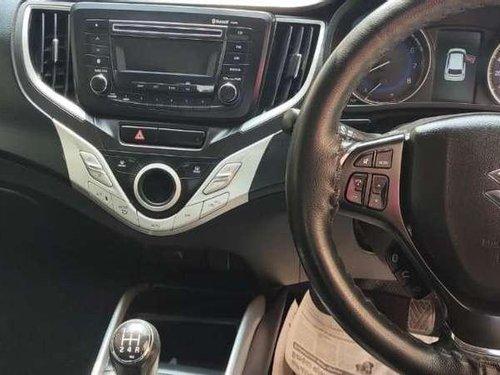 Used Maruti Suzuki Baleno 2017 MT for sale in Chennai