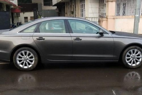 Used Audi A6 2014 AT for sale in Pune-5