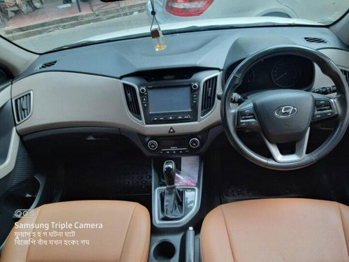 Used 2016 Hyundai Creta AT for sale in Kolkata