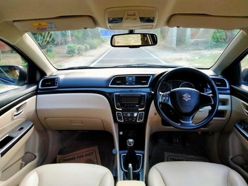 Used Maruti Suzuki Ciaz ZDi 2015 MT for sale in New Delhi