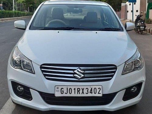 Maruti Suzuki Ciaz ZDi Plus SHVS 2017 MT for sale in Ahmedabad