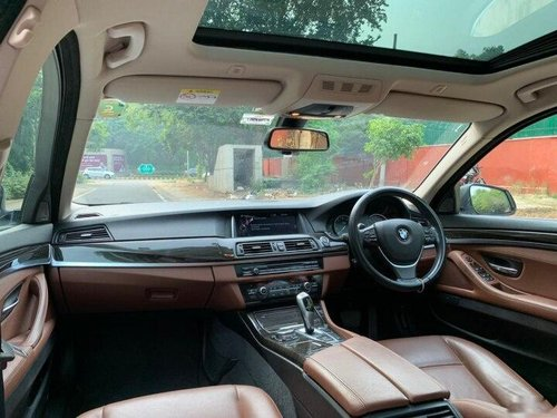 Used BMW 5 Series 520d Luxury Line 2017 AT for sale in New Delhi