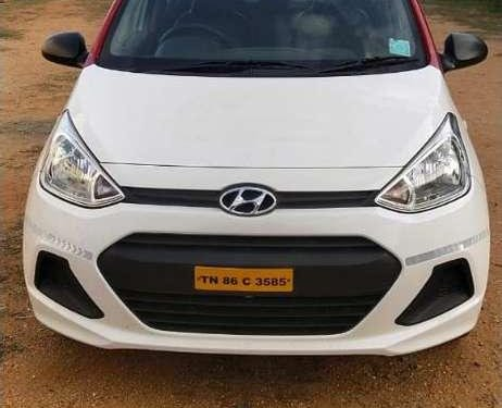 Used 2017 Hyundai Xcent MT for sale in Erode