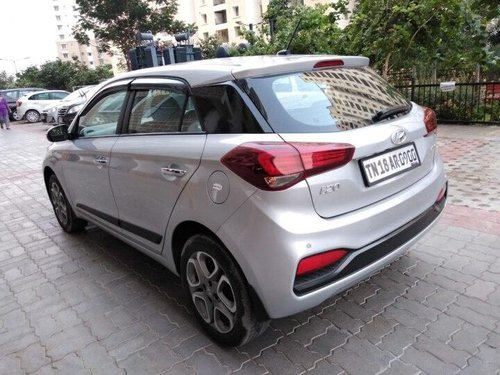 Used Hyundai i20 2018 MT for sale in Chennai-2