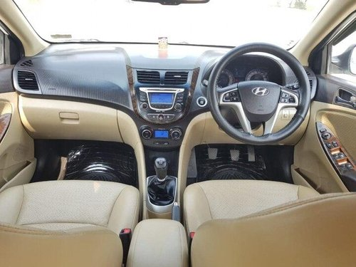 Hyundai Verna 1.6 SX VTVT (O) 2012 MT for sale in New Delhi