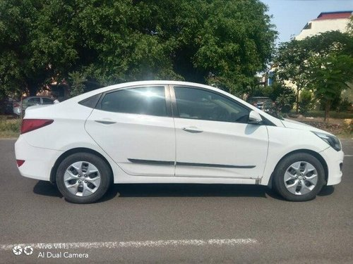 Used Hyundai Verna 1.4 VTVT 2015 MT for sale in Bhopal