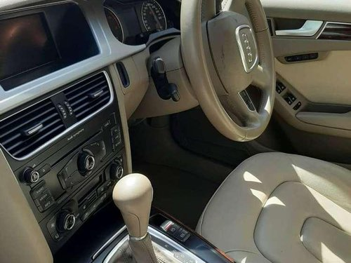Used 2011 Audi A4 2.0 TDI AT for sale in Thiruvananthapuram
