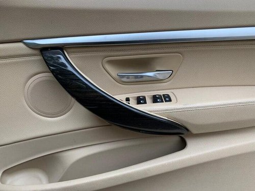 Used BMW 3 Series GT Luxury Line 2016 AT for sale in New Delhi
