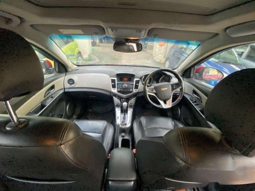 Used Chevrolet Cruze LTZ 2011 MT for sale in Hanamkonda