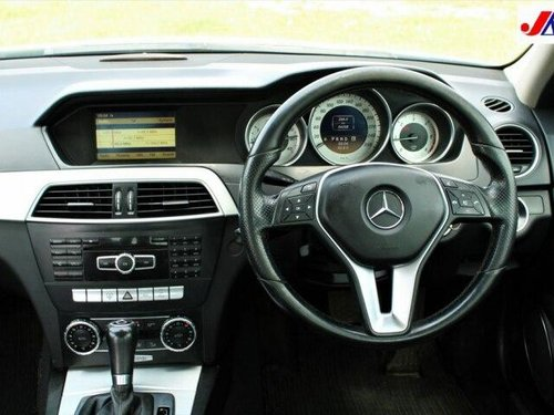 Mercedes-Benz C-Class C 220 CDI Avantgarde 2012 AT for sale in Ahmedabad