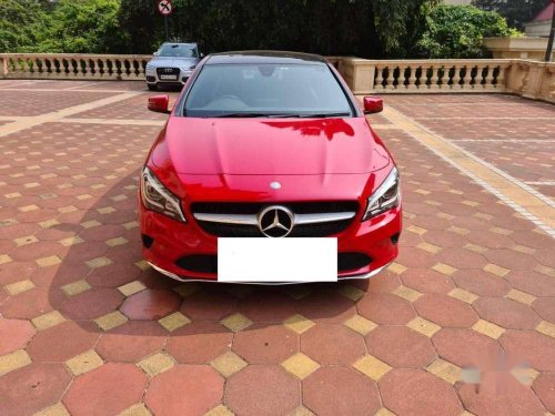 Used Mercedes Benz CLA 200 CDI Sport 2017 AT for sale in Mumbai