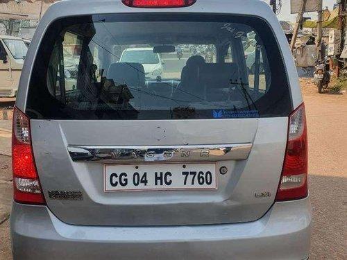 Used Maruti Suzuki Wagon R LXI 2011 MT for sale in Bhilai