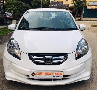 Used 2013 Honda Amaze MT for sale in Bangalore