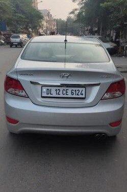 Used Hyundai Verna 2013 AT for sale in New Delhi
