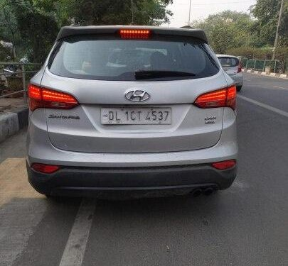 Used 2015 Hyundai Santa Fe 4WD AT for sale in Ghaziabad