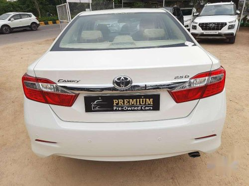 Used Toyota Camry 2015 MT for sale in Hyderabad