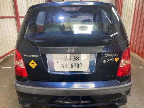 Hyundai Santro Xing GLS, 2008, MT for sale in Coimbatore