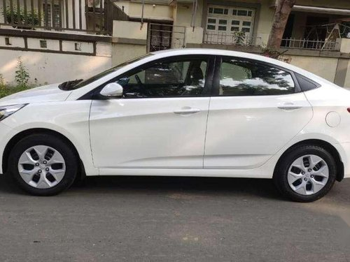 Used 2017 Hyundai Verna MT for sale in Ahmedabad
