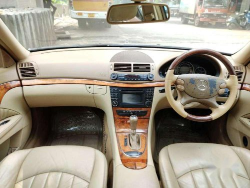 Used Mercedes Benz E Class 2009 AT for sale in Mumbai