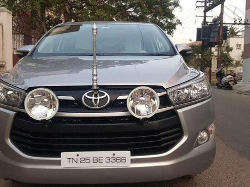 Used Toyota Innova Crysta 2017 MT for sale in Salem -2