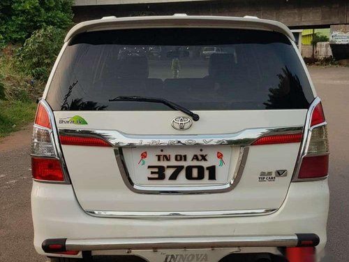 Used 2014 Toyota Innova MT for sale in Namakkal