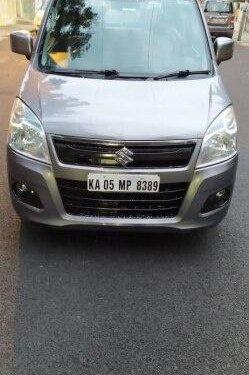 Used 2014 Maruti Suzuki Wagon R VXI MT for sale in Bangalore
