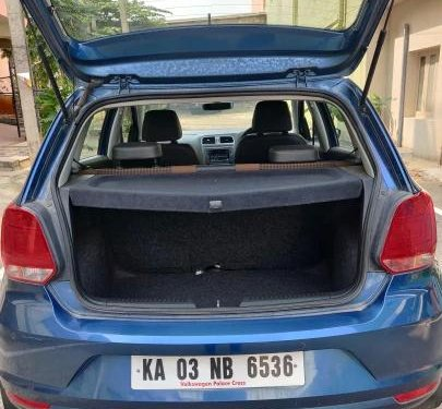 Used 2017 Volkswagen Polo MT for sale in Bangalore