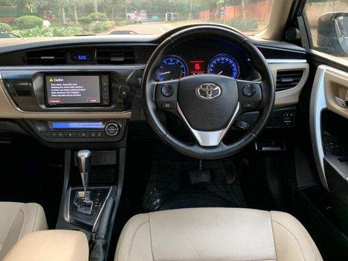 Used 2015 Toyota Corolla Altis MT for sale in New Delhi