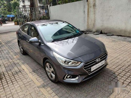 2017 Hyundai Verna MT for sale in Mumbai-1