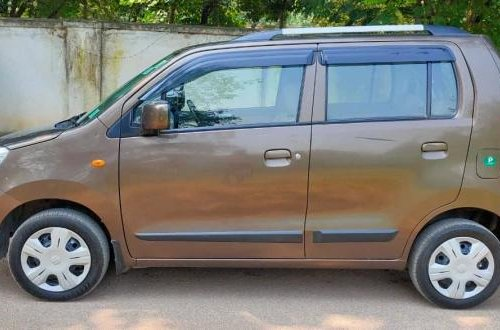 2017 Maruti Suzuki Wagon R AMT VXI AT for sale in Hyderabad