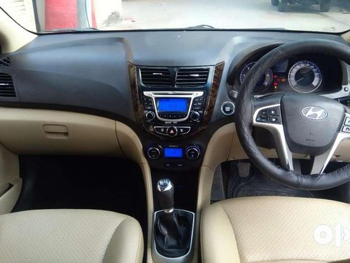 Hyundai Verna 2012 MT for sale in Indore
