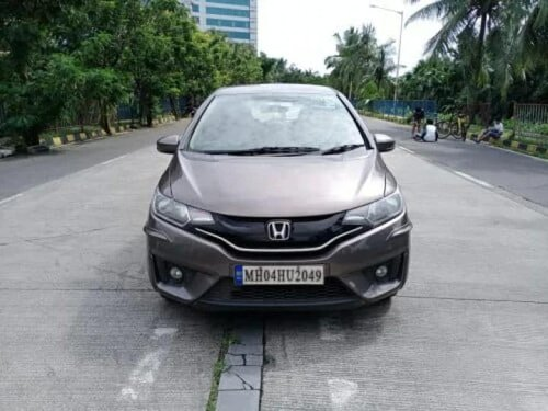 2017 Honda Jazz 1.2 V i VTEC AT in Mumbai