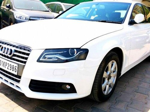 Audi A4 2.0 TDI 2012 AT for sale in Ahmedabad