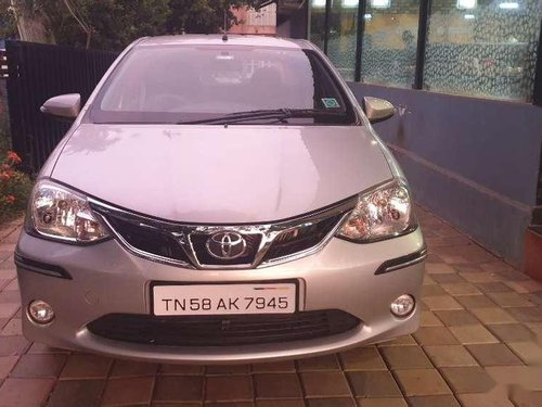 Used 2016 Toyota Etios VX MT for sale in Madurai