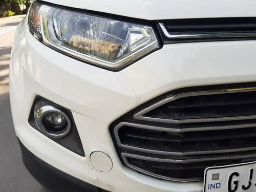 2016 Ford EcoSport 1.5 DV5 Titanium MT for sale in Ahmedabad