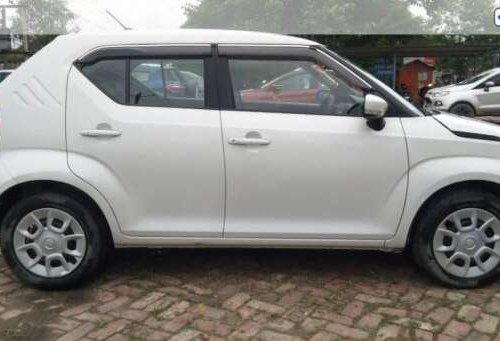 Used 2018 Maruti Suzuki Ignis MT for sale in Purnia