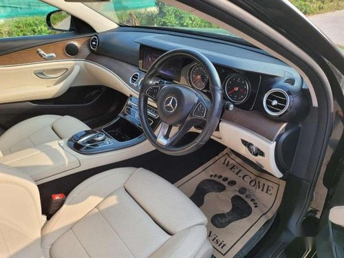 2017 Mercedes Benz E Class AT for sale in Gurgaon
