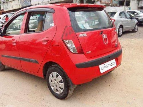 2009 Hyundai i10 Asta 1.2 MT for sale in Hyderabad