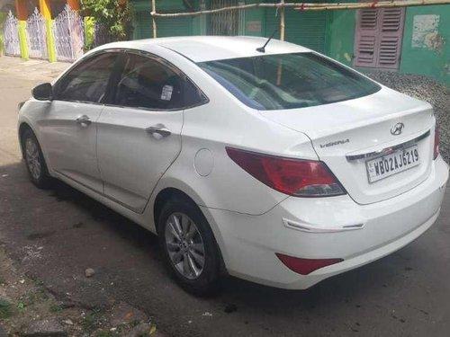 Used Hyundai Verna 2016 MT for sale in Kolkata