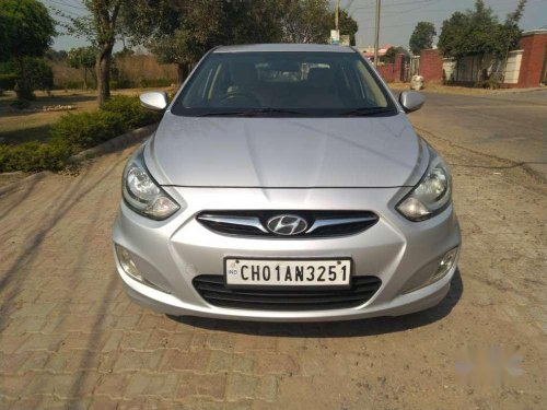 Used 2011 Hyundai Fluidic Verna MT for sale in Chandigarh
