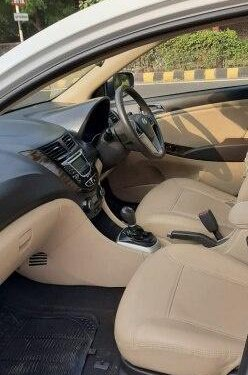 2011 Hyundai Verna 1.6 SX MT for sale in Ahmedabad