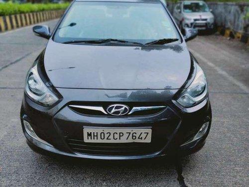 Hyundai Fluidic Verna 2012 MT for sale in Mumbai