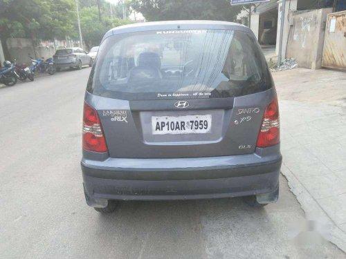 Used 2009 Hyundai Santro Xing GLS MT in Hyderabad
