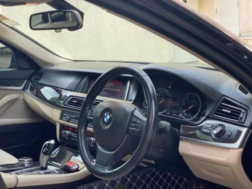 2016 BMW 5 Series AT for sale in Kolkata