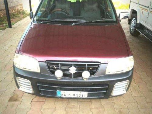 2012 Maruti Suzuki Alto MT for sale in Bagalkot