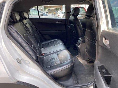 2015 Hyundai Creta 1.6 SX Automatic Diesel AT in Pune